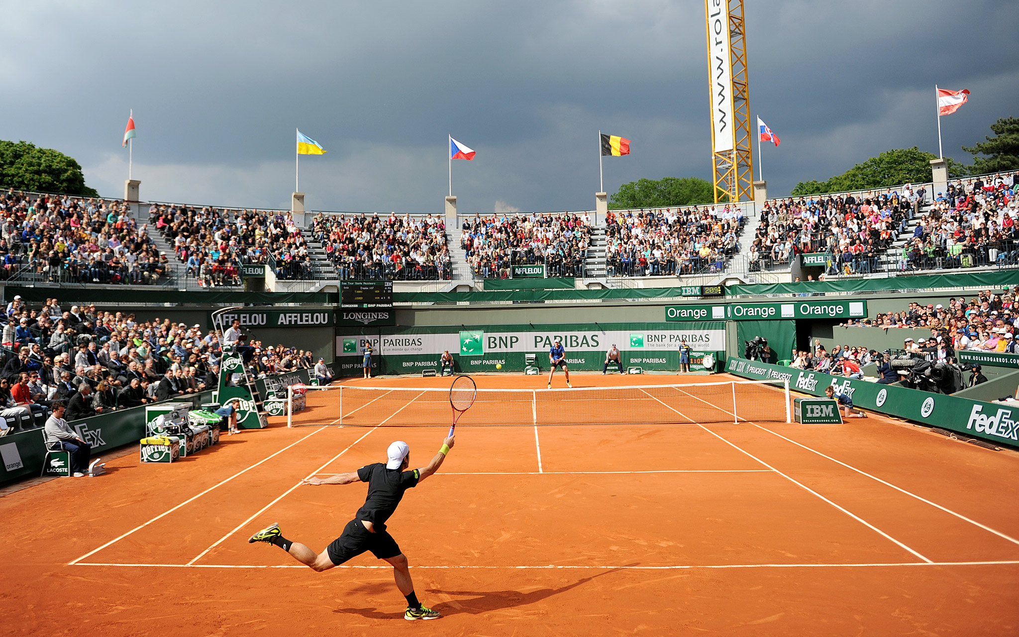 2013 French Open - ESPN