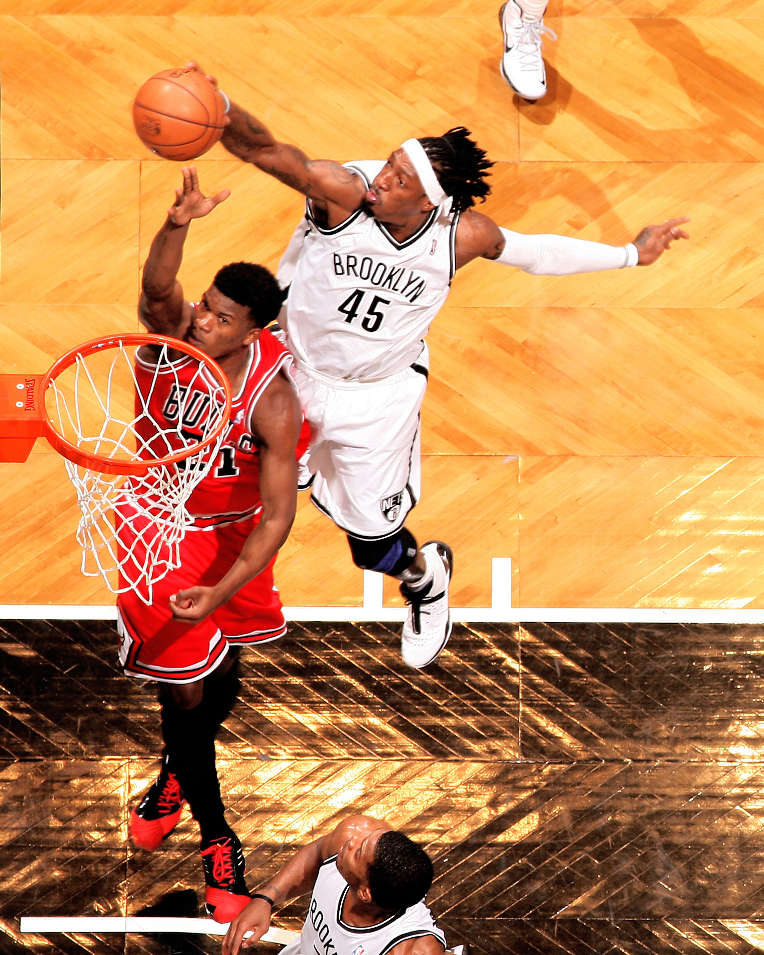 Crashing The Party - Monster Blocks Of The NBA Playoffs - ESPN