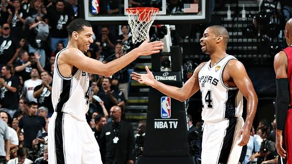Spurs/Heat