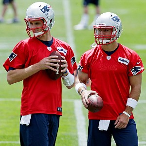 Tim Tebow, Ryan Mallett