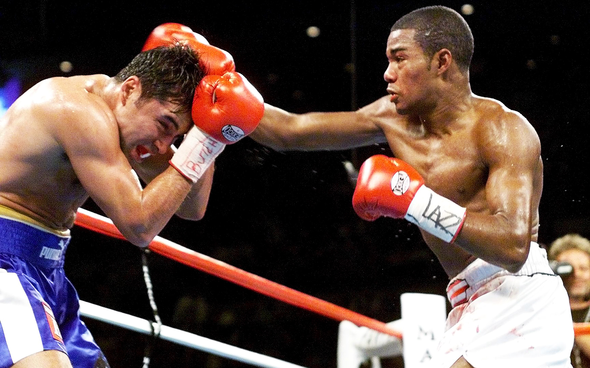 Mexico Vs Puerto Rico as well Flashback Friday Ultimate Glory Oscar De La Hoya Vs Julio Cesar Chavez in addition Watch likewise 178253766 additionally Freddie Roach. on oscar de la hoya with cesar