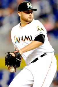 Miami's Ricky Nolasco