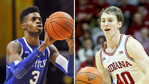 Nerlens Noel and Cody Zeller