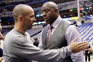 Magic Johnson, Jason Kidd
