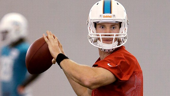 Miami Dolphins Training Camp Primer: Quarterback
