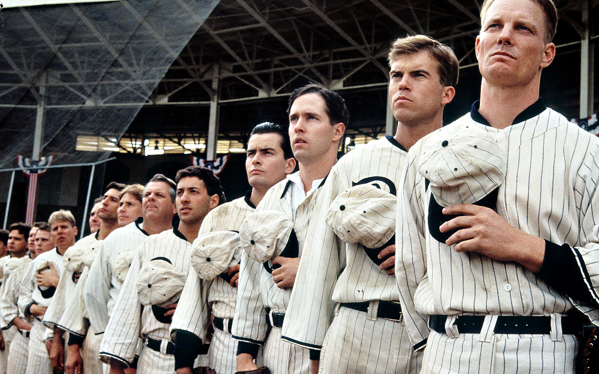 a review of the film eight men out When the white sox lost the 1919 world series, baseball's first scandal was born we've seen bigger and better rows since then, but the black sox of 1919, with star.