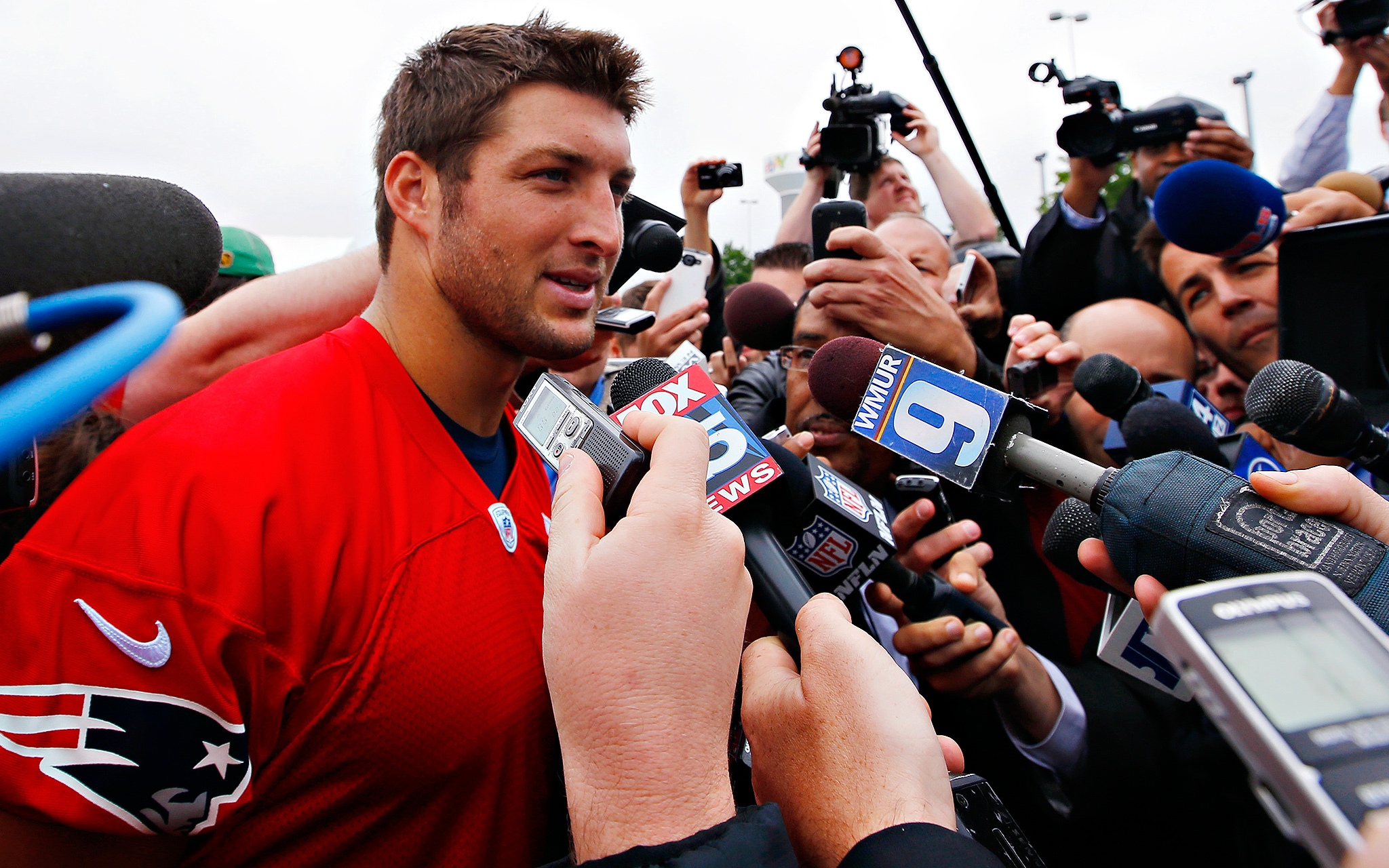 Tebow time part 3?