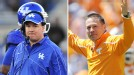 Bob Stoops, Butch Jones
