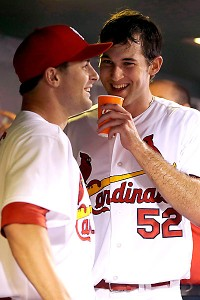 Michael Wacha and Tyler Lyons
