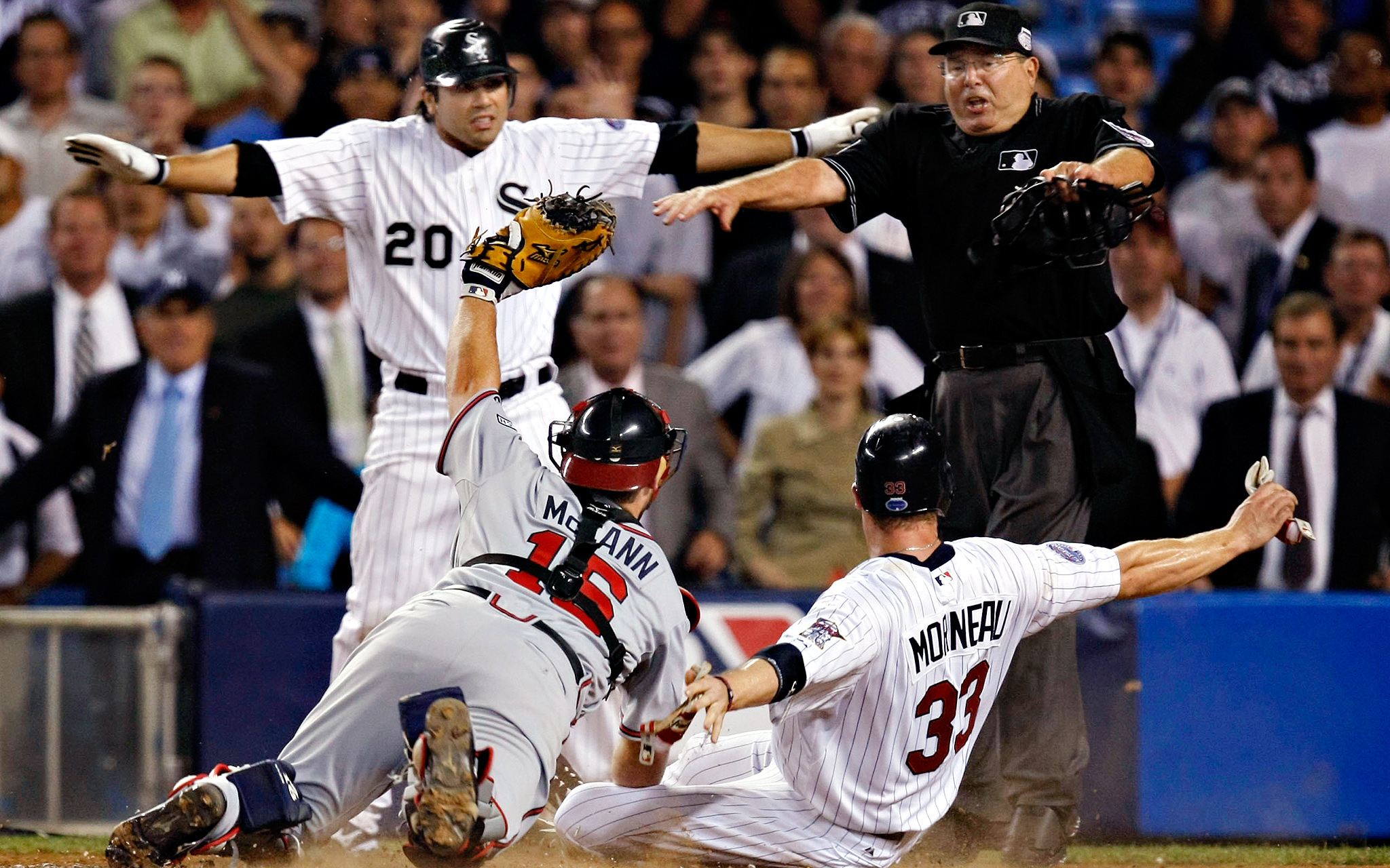 July 15, 2008 -- Yankee Stadium