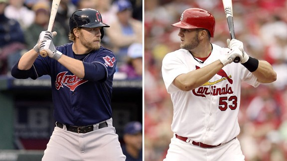 Mark Reynolds, Matt Adams