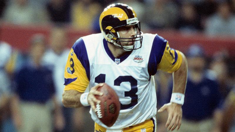 Hall Of Fame Look Ahead Kurt Warner St Louis Rams Blog