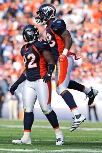 Von Miller and Elvis Dumervil