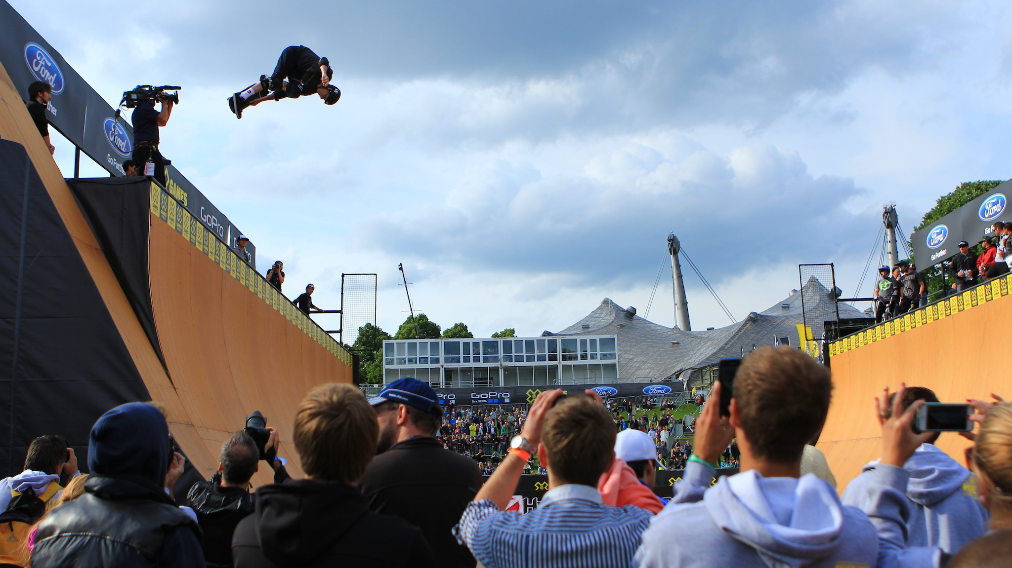 Tony Hawk em Munique