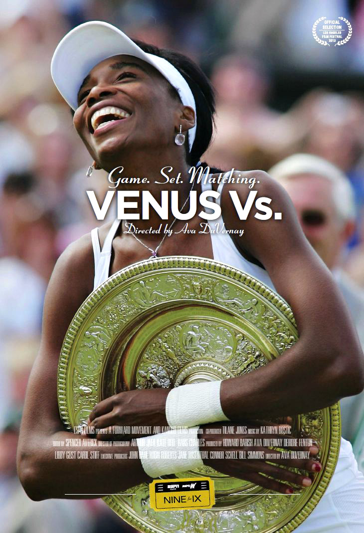 reflection of nine for ix film venus williams Espn films and espnw have announced the film slate for nine for ix,  know about venus williams is how she changed the course of her sport  and innovative reflection on the past three .