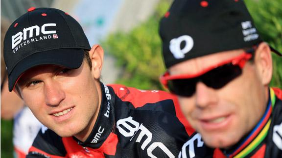 Tejay van Garderen shows patience at Tour de France