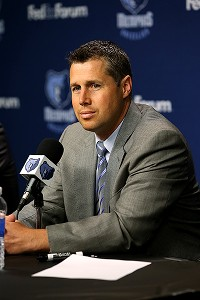 Upheaval over, Joerger likes Grizzlies' vibe