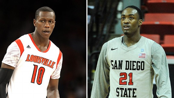 Gorgui Dieng and Jamaal Franklin
