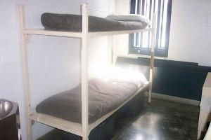 Hernandez jail cell