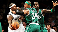 Pierce, new Nets focused on winning title