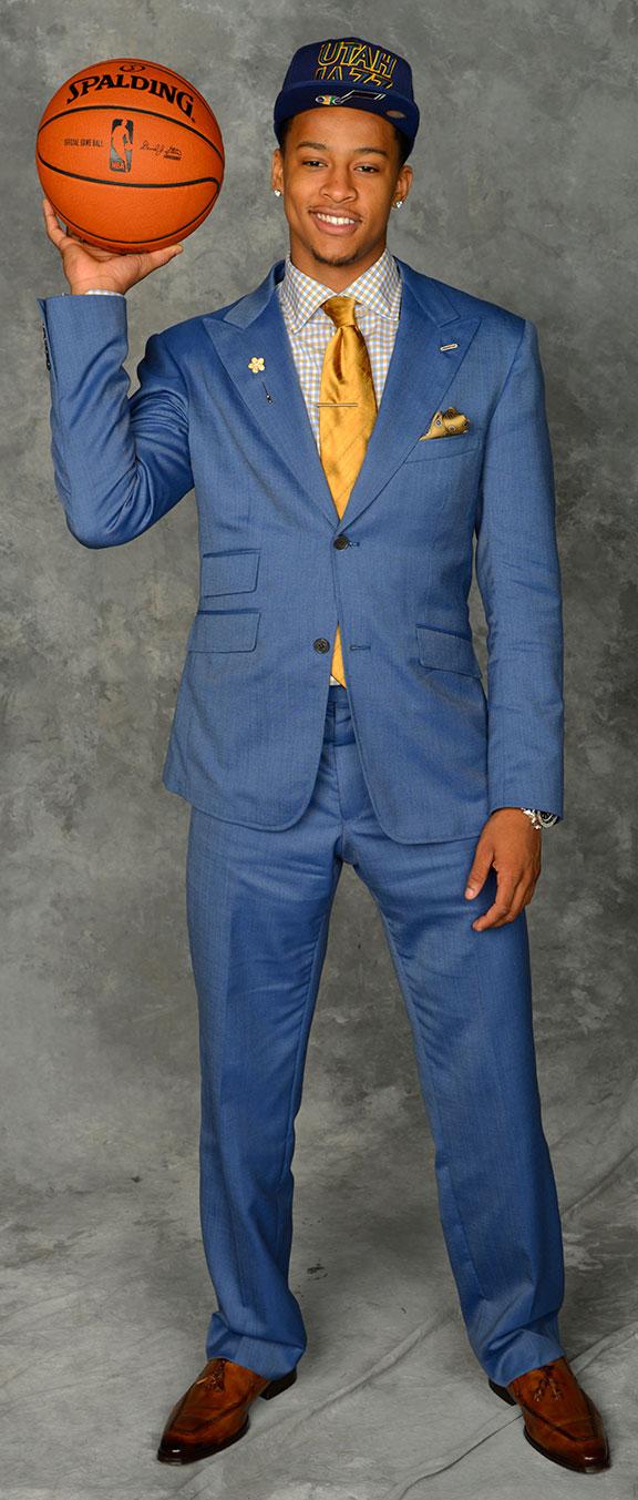 Sportstorialist: 2013 NBA Draft Style