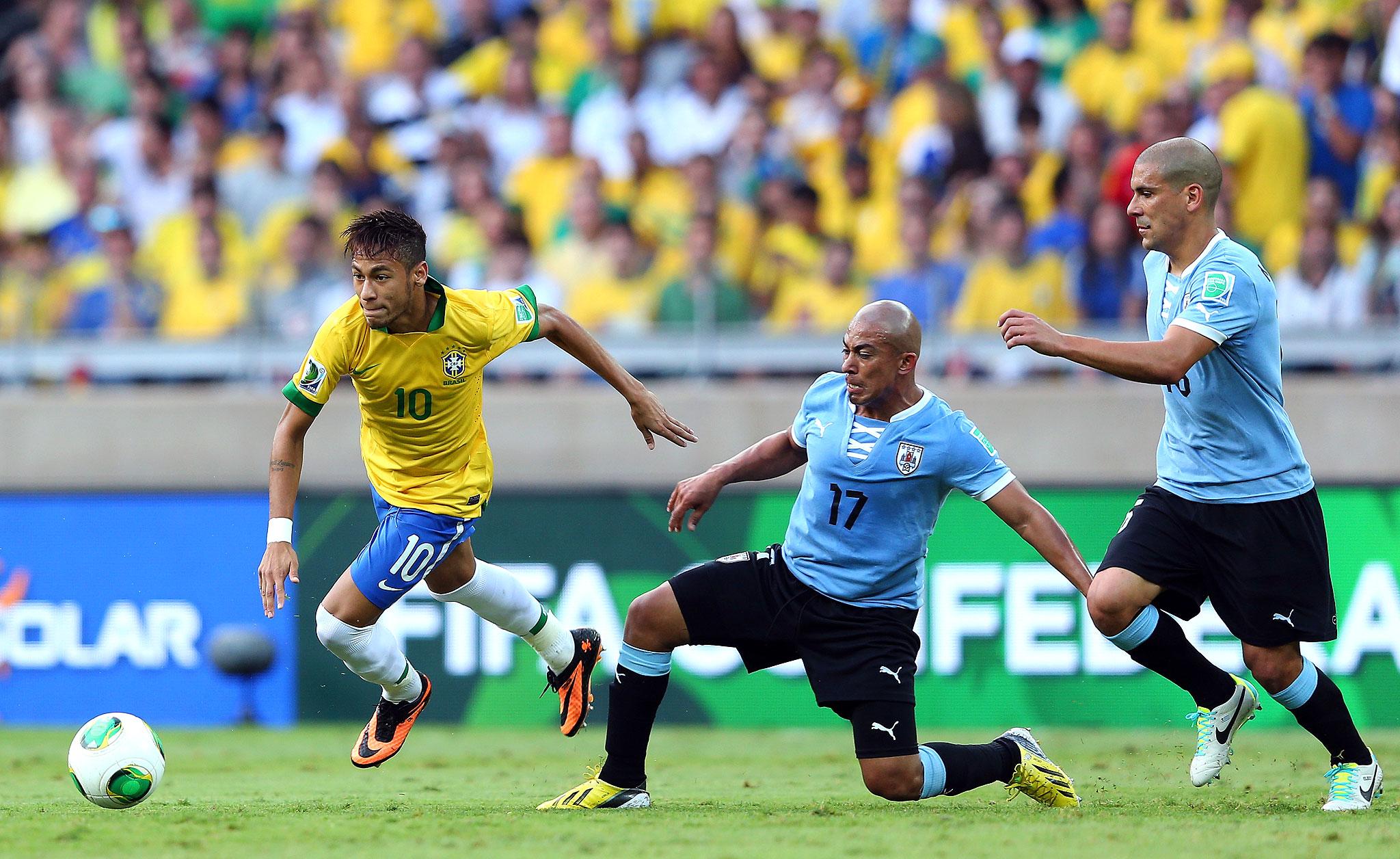 Neymar - 2013 Brazil Confederations Cup - ESPN  Neymar - 2013 B...