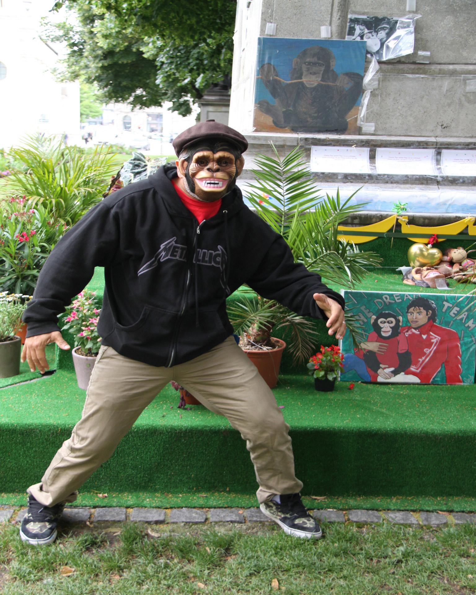 Chimp Champ