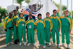 1992 South African Olympic team