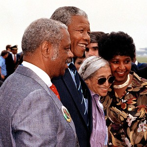 Nelson Mandela, Rosa Parks