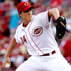 Cincinnati's Homer Bailey