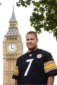 Big Ben wants more rings than Bradshaw