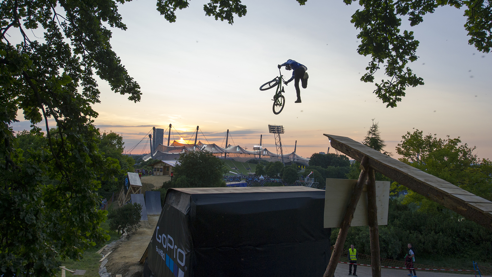 MTB Slopestyle closes X Games Munich