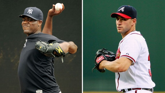 Michael Pineda, Brandon Beachy