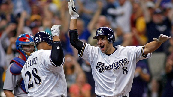 The Rise and Fall of the Milwaukee Brewers