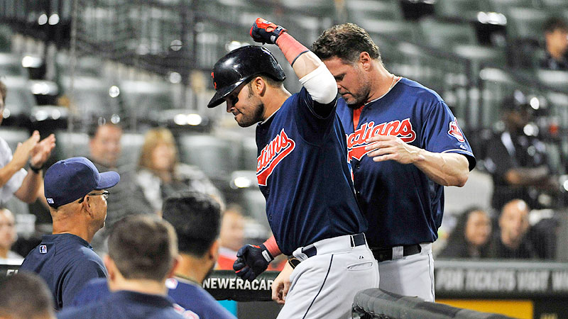 Nick Swisher inspired the special Brohio section that will be open every Friday night a Progressive Field.
