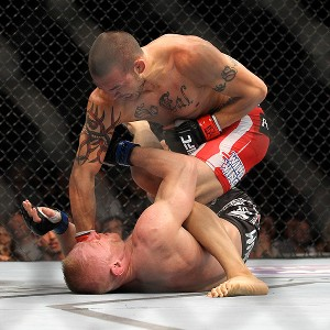 Dennis Siver and Cub Swanson