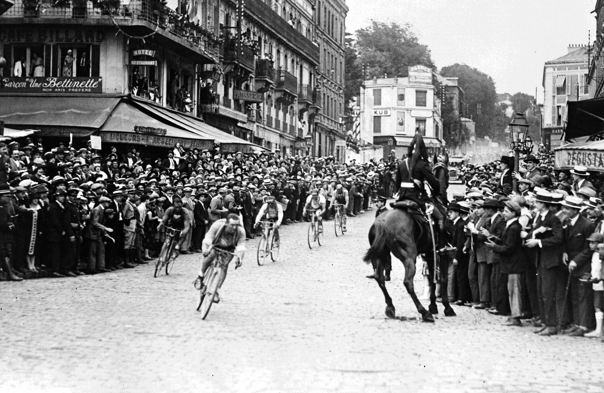 Riding The Rails - Historical look at the Tour de France - ESPN