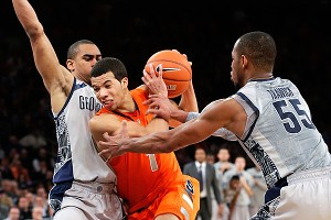 Georgetown vs. Syracuse