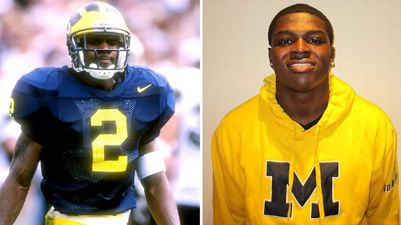 Charles Woodson, Jabrill Peppers