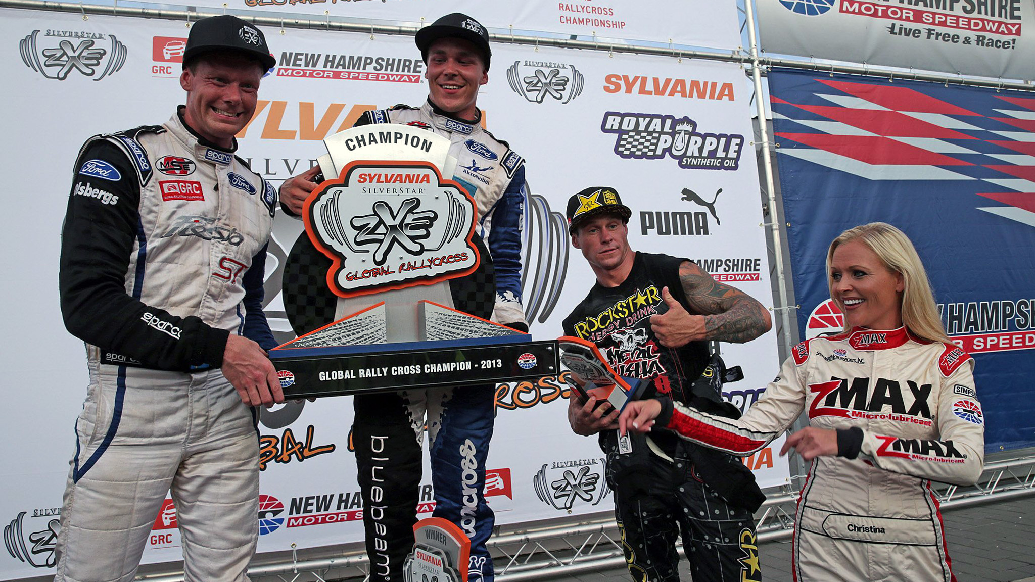 New Hampshire Podium