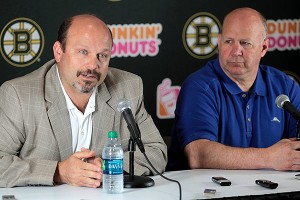 Peter Chiarelli, Claude Julien