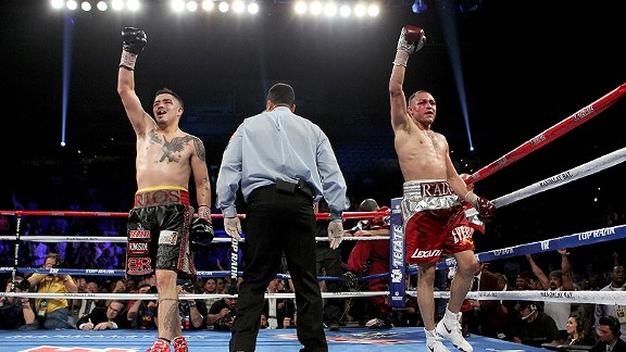 Brandon Rios Mike Alvarado