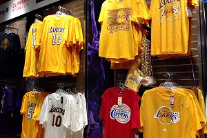 Staples Center Store