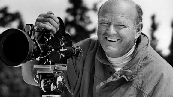 Warren Miller is one of the original ski movie makers.