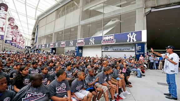 Yankees HOPE