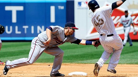 Yankees-Twins