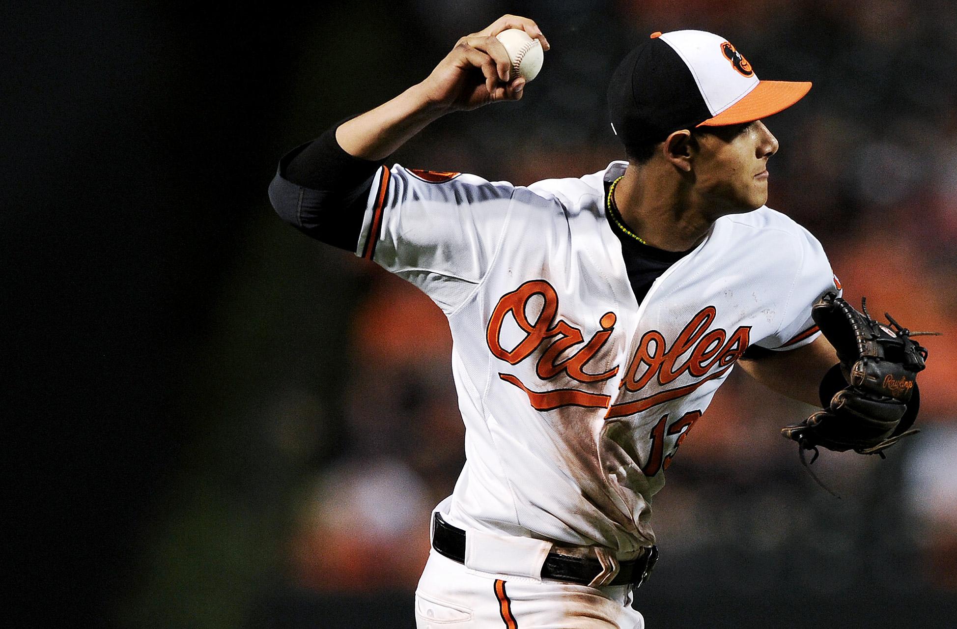 5. Manny Machado, 3B, Orioles