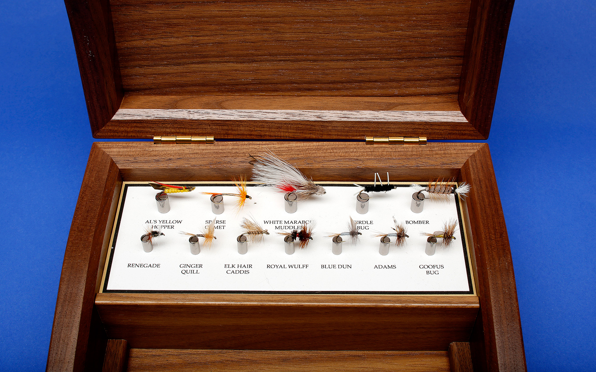 Tom Morgan's favorite flies