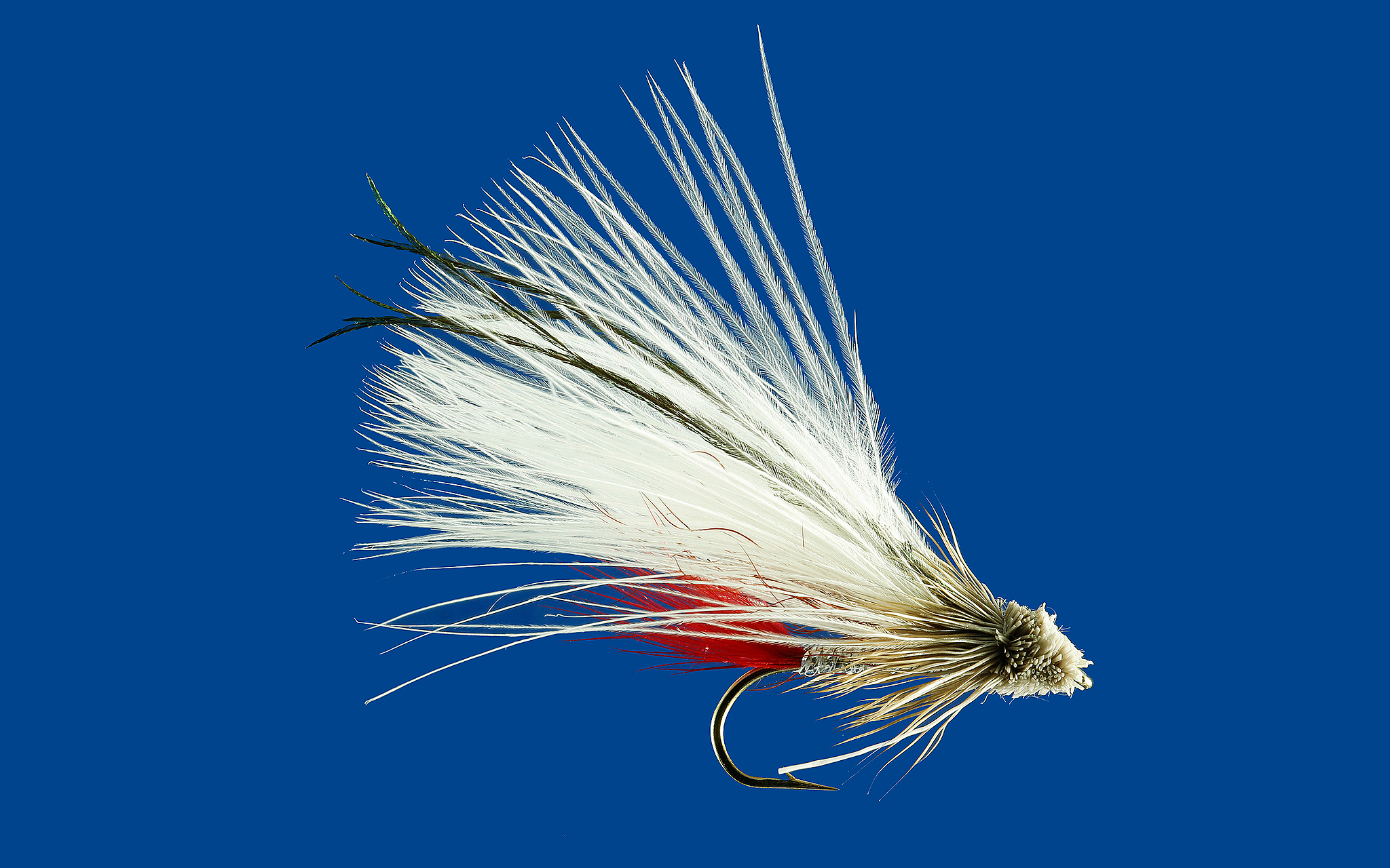 The White Marabou Muddler