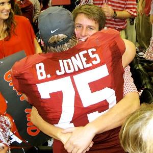 Walker Jones, Barrett Jones